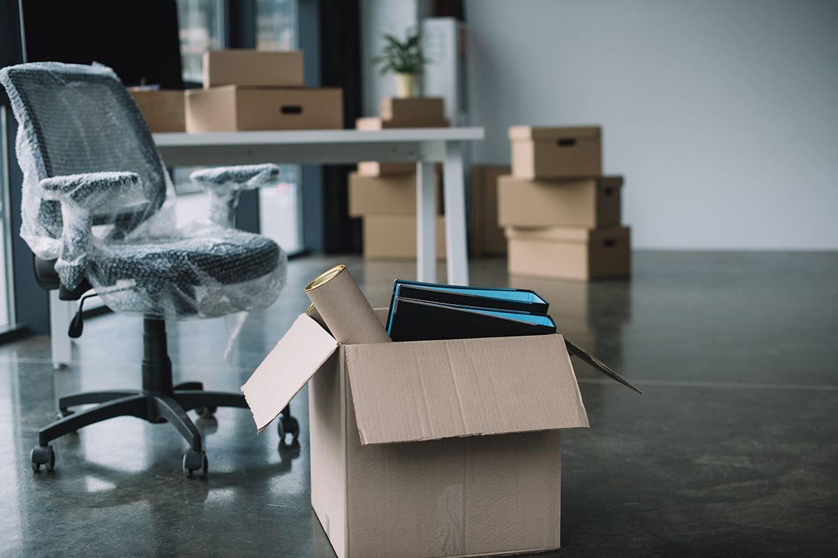 Moving serices for offices