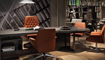 modern executive office furniture sets