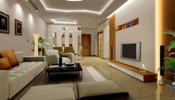 interior designing salary