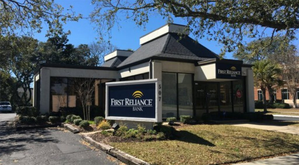 first reliance bank mortgage