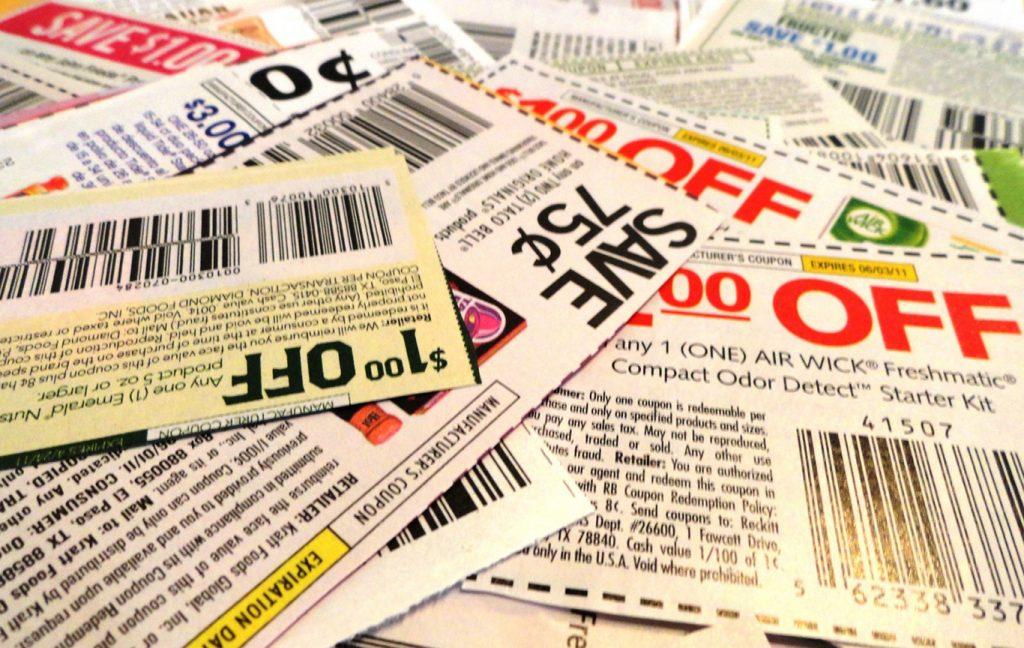 free manufacturer coupons