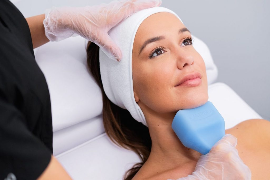 double chin treatment cost